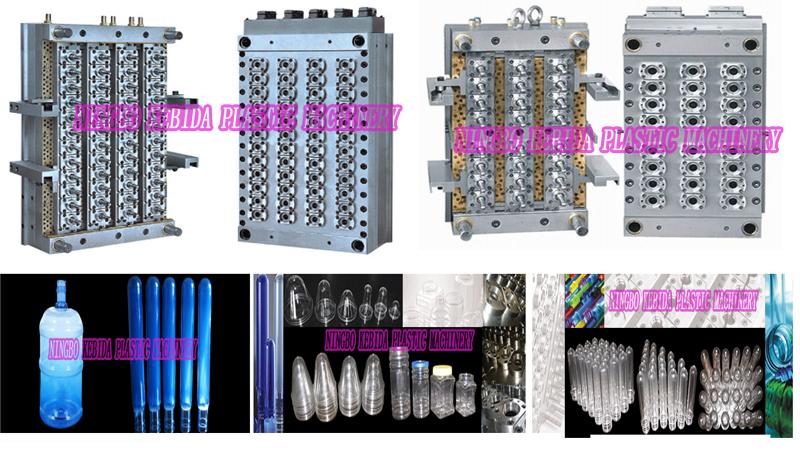 Máquina de moldeo por inyección especial para mascotas 450g-178 toneladas