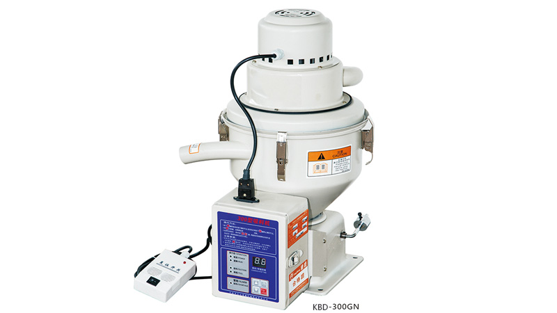 Equipo auxiliar de plástico Cargador automático -KBD800GN
