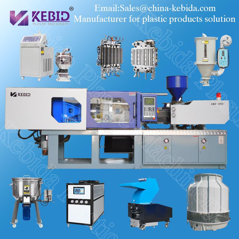Máquina de moldeo por inyección de preformas para mascotas -KEBIDA